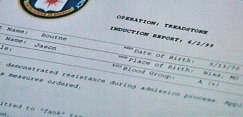Operation Treadstone - The Bourne Directory