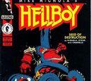 Hellboy: Seed of Destruction Vol 1 2