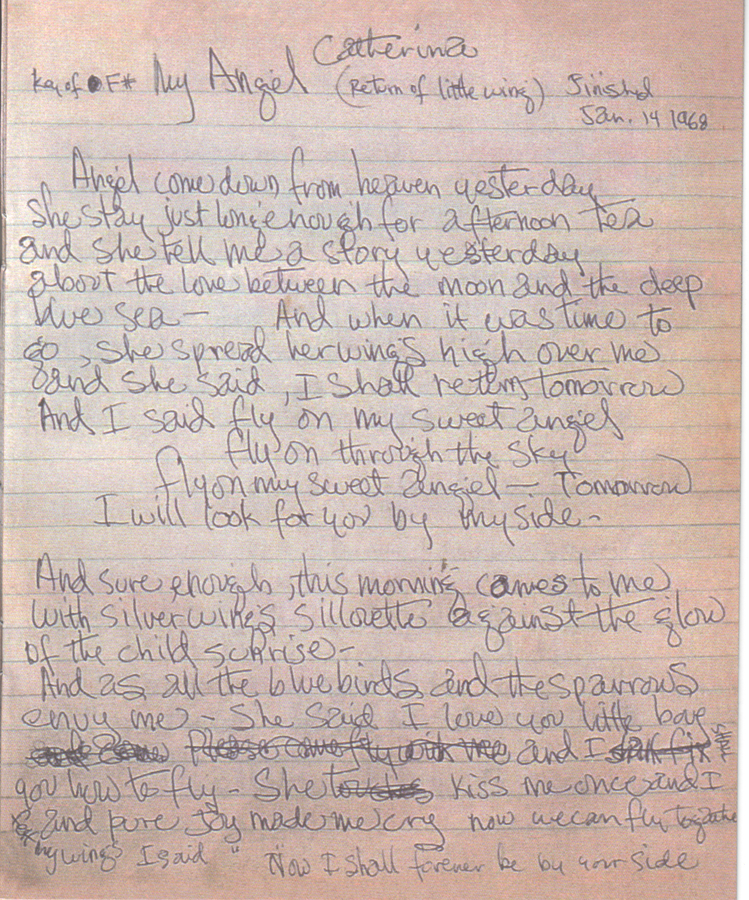 Lyrics: Jimi Hendrix Wiki