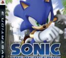 Sonic the Hedgehog 2006