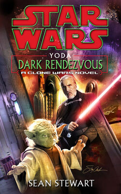 Yoda Dark Rendezvous Cover