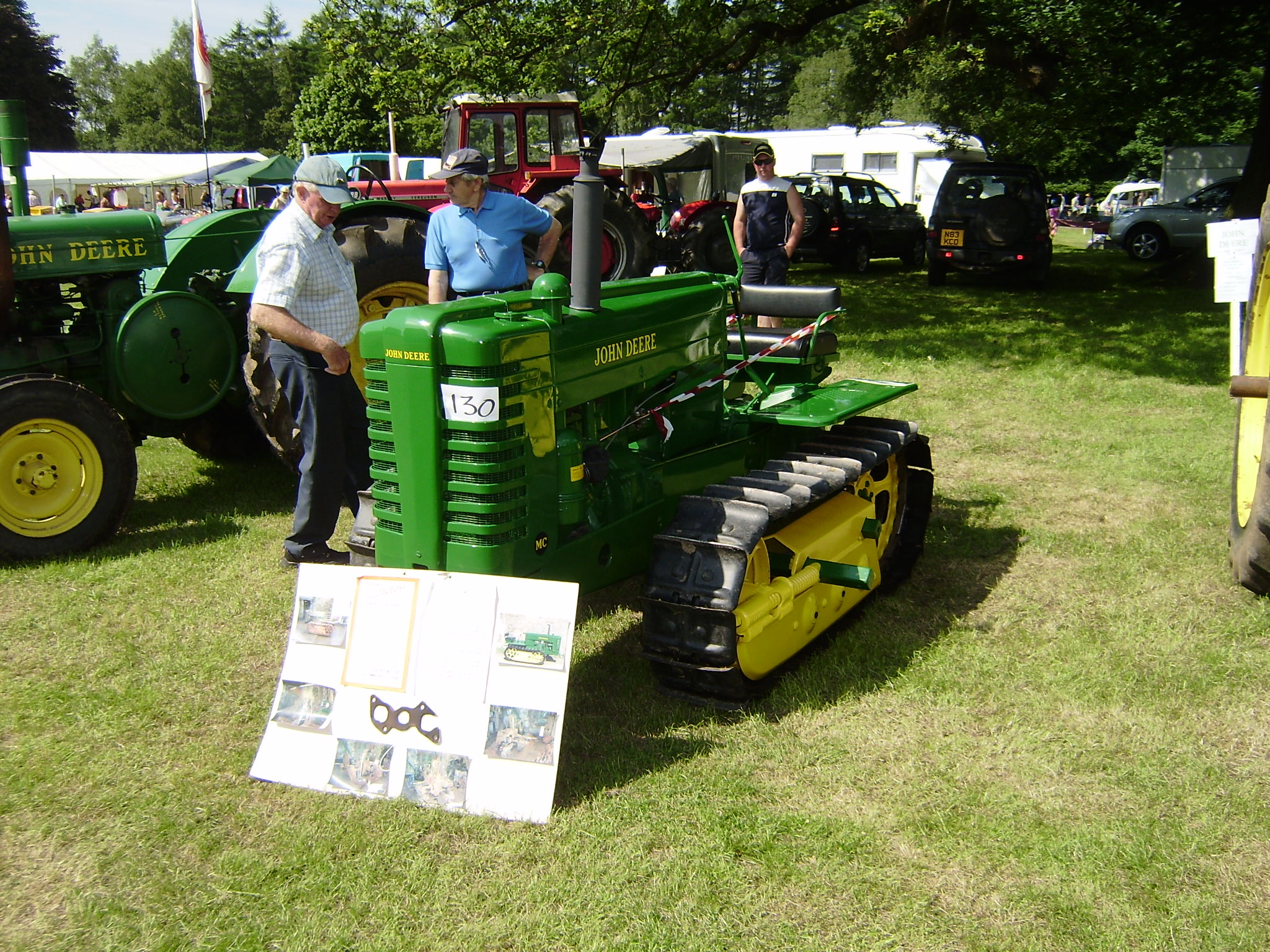 Old Antique Jd Crawlers : List of john deere tractors tractor construction plant