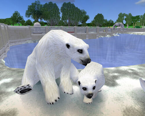 Category:Semi-aquatic animals - Zoo Tycoon Wiki - Wikia
