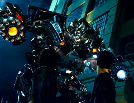 movie ironhide introduction