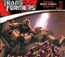 The Reign of Starscream Issue Number Three