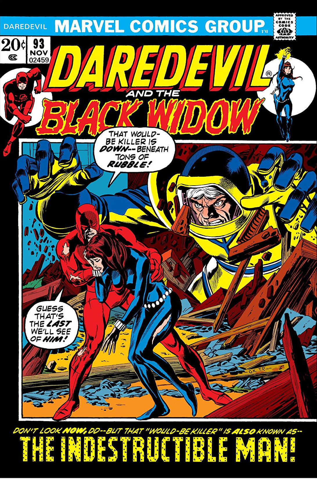 A french black widow - 1 part 3