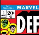 Defenders Comic Books