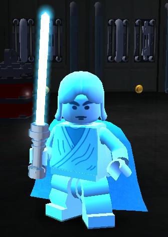 Anakin skywalker fantasma lego games wiki - Lego star wars anakin ghost ...