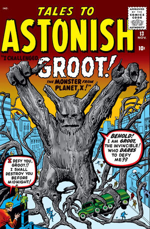 Tales to Astonish #13