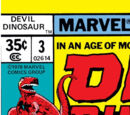 Devil Dinosaur Vol 1 3/Images