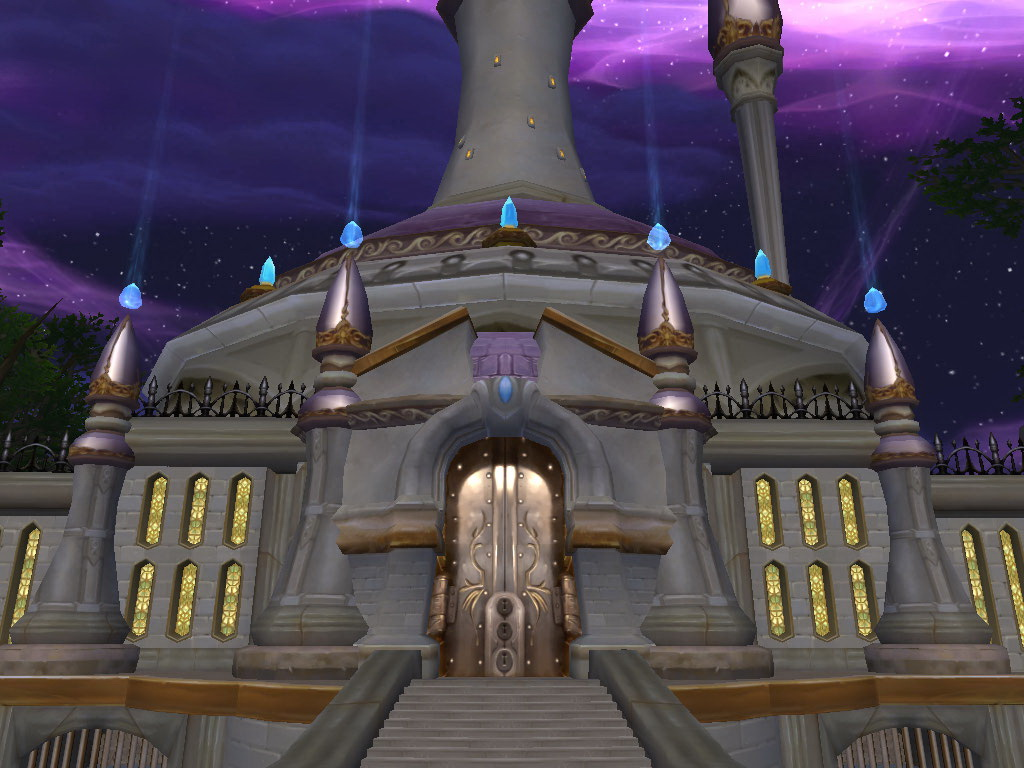 how to get to northrend dalaran from orgrimmar