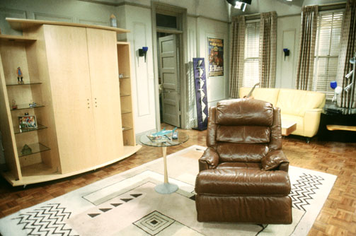 Chandler And Joey S Apartment Friends Central Tv Show Episodes Characters