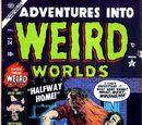 Adventures into Weird Worlds Vol 1 24