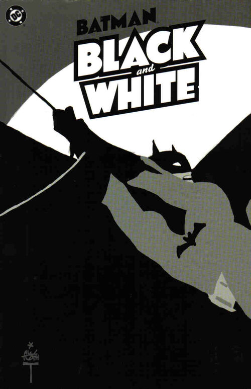 Batman: Black And White Vol 1 (Collected)