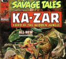 Savage Tales Vol 1 6
