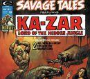 Savage Tales Vol 1 7