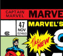 Captain Marvel Vol 1 47