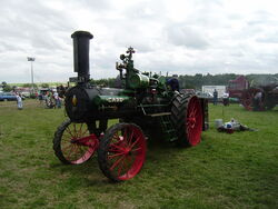 Case 65 hp steam tractor sn10941