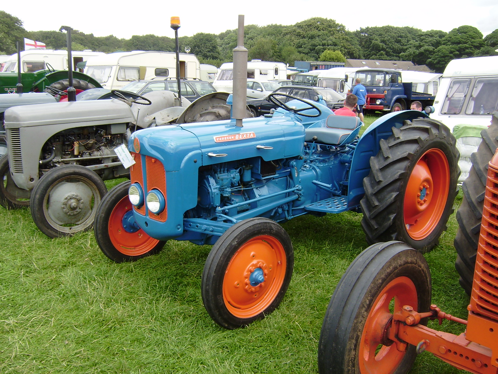 fordson dexta - tractor  u0026 construction plant wiki