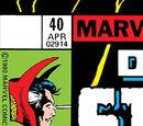 Doctor Strange Vol 2 40