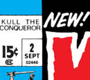 Kull the Conqueror Vol 1 2