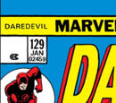 Daredevil Vol 1 129