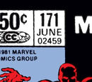 Daredevil Vol 1 171