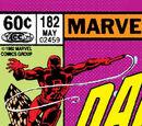 Daredevil Vol 1 182