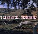 Episode 416: I Remember, I Remember