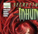 Secret Invasion: Inhumans Vol 1 1