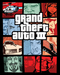 GTA3 Box Art