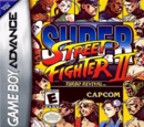 Super Street Fighter II Turbo Revival Images