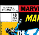 Marvel Premiere Vol 1 40