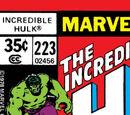 Incredible Hulk Vol 1 223