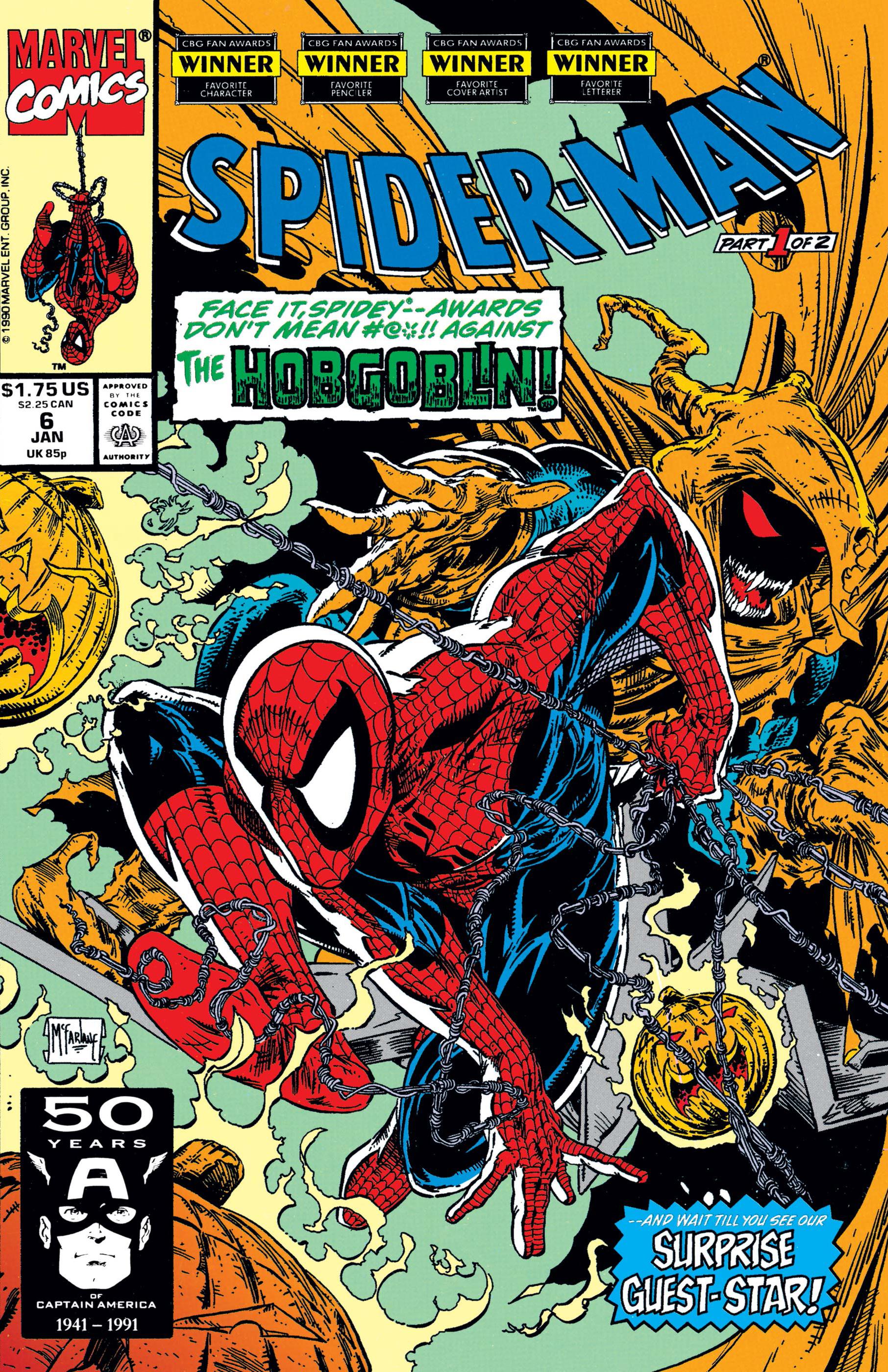 Spider-Man Vol 1 6 Spider Man 6