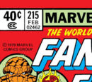 Fantastic Four Vol 1 215