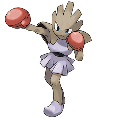 Las guías de Ere: Punch-Out!! (Hitmonchan para RU) Hitmonchan