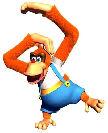 Lanky Kong - Donkey Kong Wiki, the encyclopedia about ...
