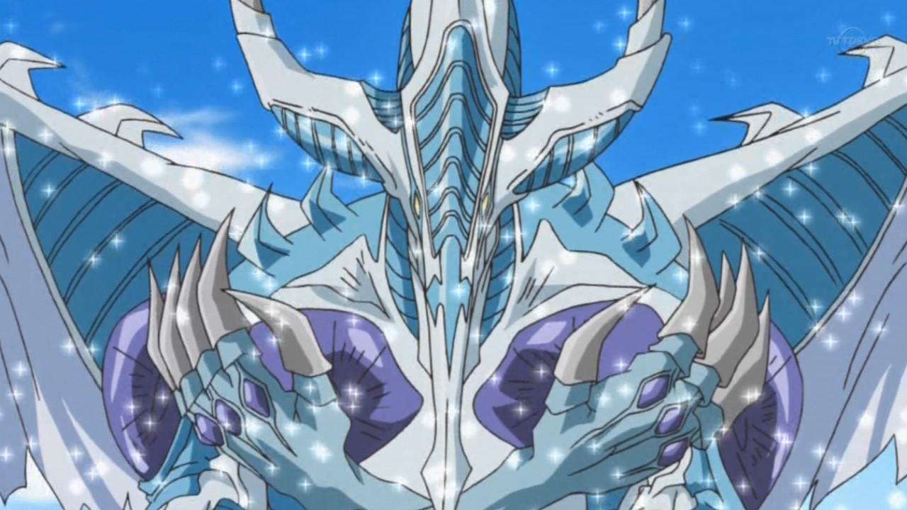 Stardust Dragon Appears 5Ds Ep 24jpg Yu Gi Oh