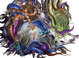 how to kill snake final fantasy xv magi