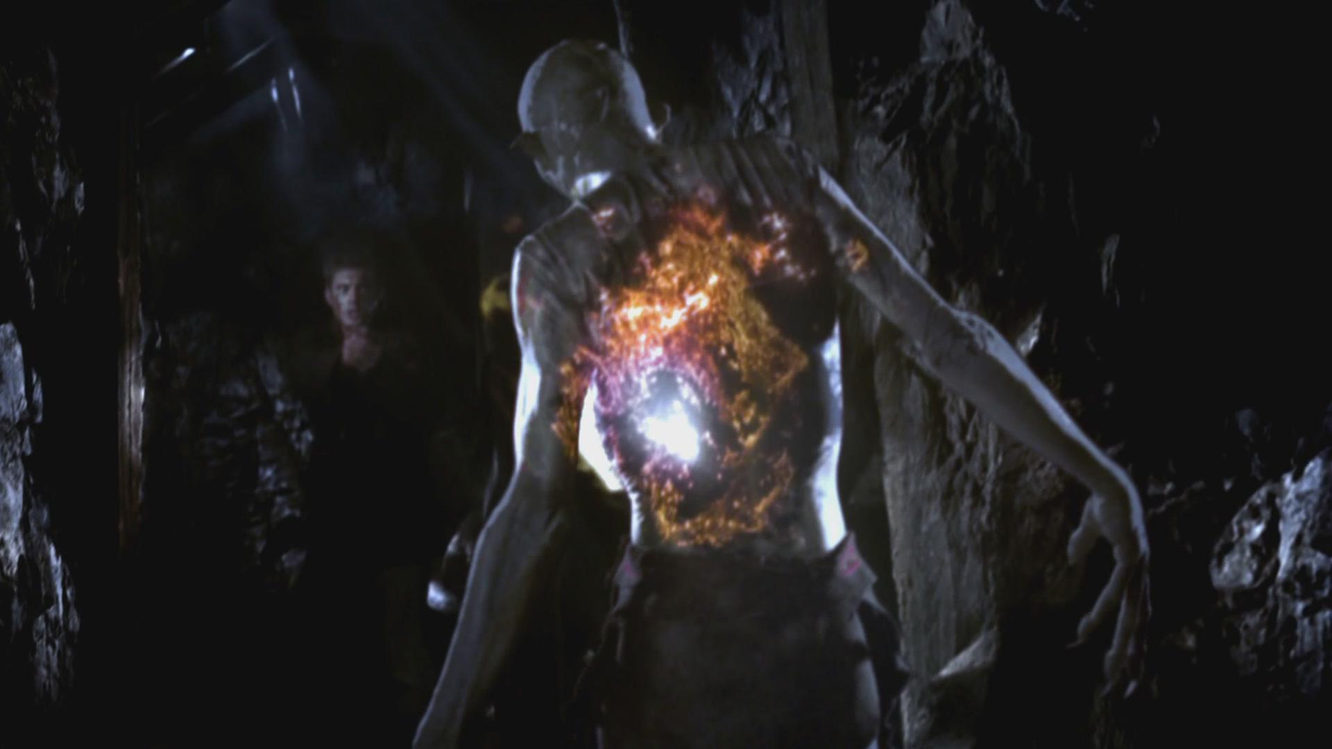 Wendigo Supernatural Scary Just Got Sexy