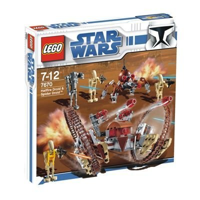 Lego Star Wars 7669 Instructions