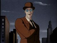 Clock King (Temple Fugate)