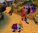 Crash Bandicoot 3: Warped Levels