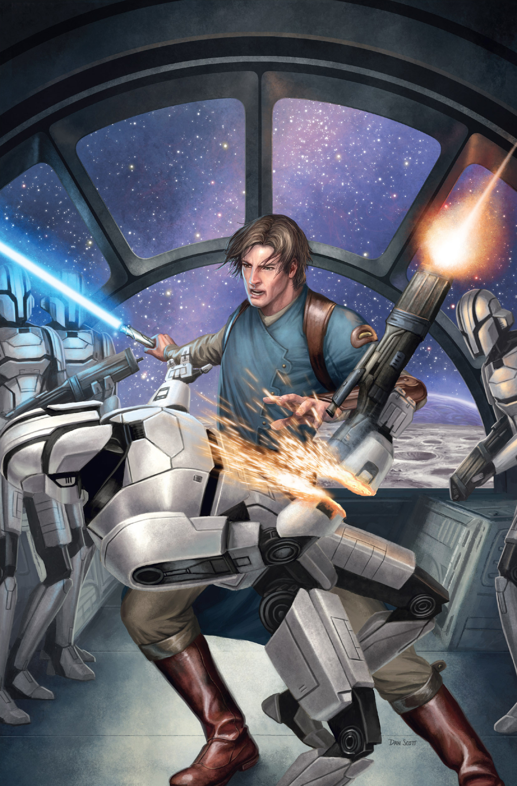 A Book Signed By The Author The Old Republic