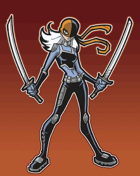 Hitwoman  RavagerTitansGo!