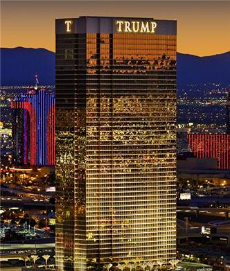 building trump international hotel towers vegas