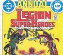 Legion of Super-Heroes Annual/Covers