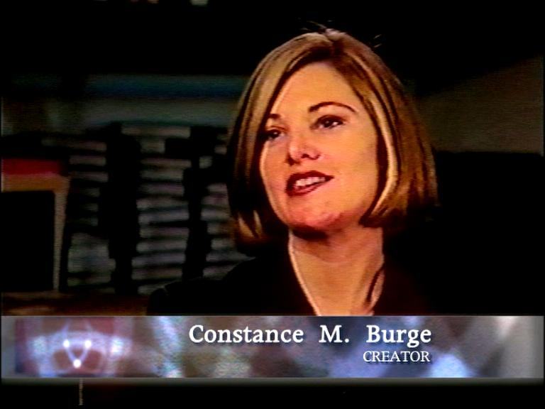Constance M Burge Net Worth