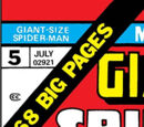 Giant-Size Spider-Man Vol 1 5